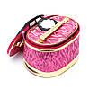Красивые косметички женские профессиональные розовые с ручкой комплект 3 шт S2, фото 6