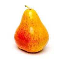 Искусственный фрукт муляж груши