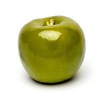 Искусственный фрукт муляж яблока зеленый