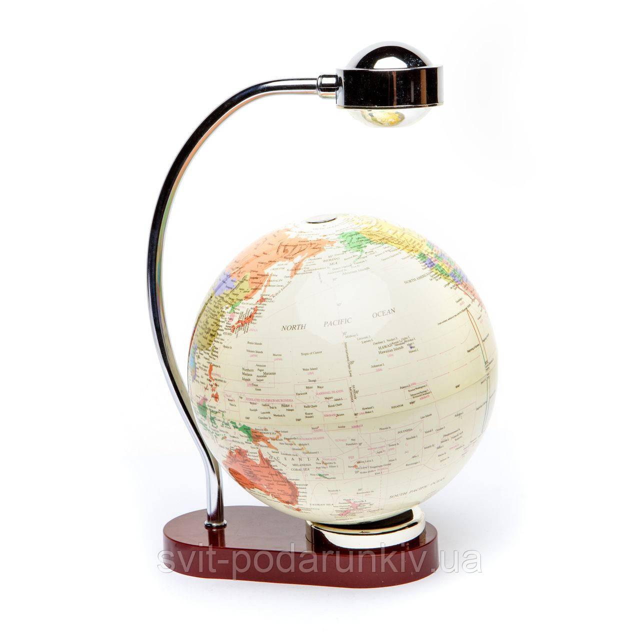 Настольный левитирующий глобус