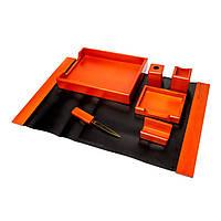 Настольный набор письменных принадлежностей для письменного стола XLS128