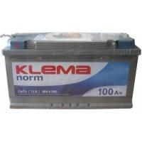 Аккумулятор Klema (Веста) 100 Ah