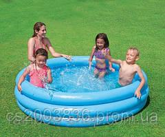 Надувной бассейн Intex 168 х 40см 634 литра