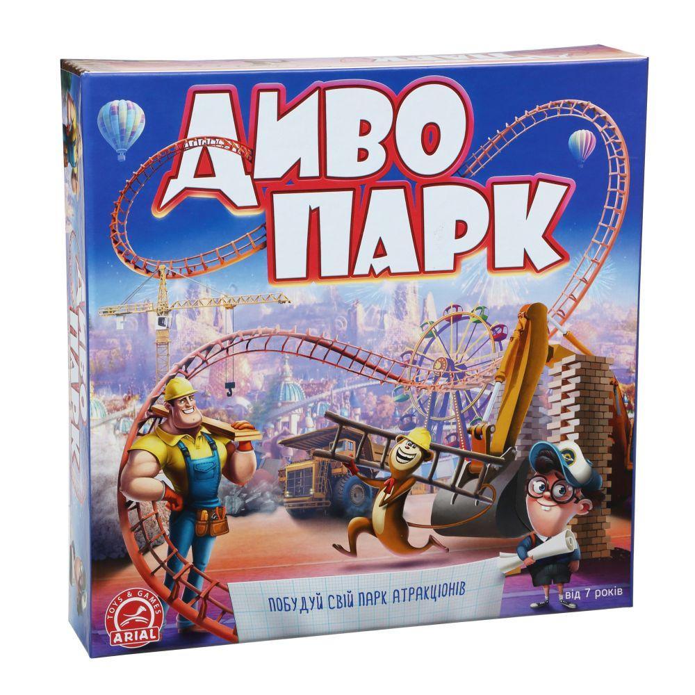 Игра Arial ДИВО-ПАРК (4820059911449)