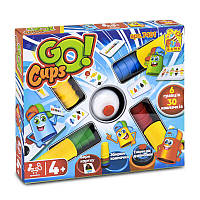 Настольная развлекательная игра Go Cups 7401 122 Fun Game - 219426