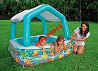 Детский надувной бассейн интекс 57470