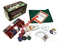 Набор для покера-200 фишек
