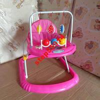 Детские ходунки Tilly музыкальная панель