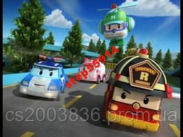 Игрушки Робокар Поли трансформер (Robocar Poli) 1 шт. на выбор