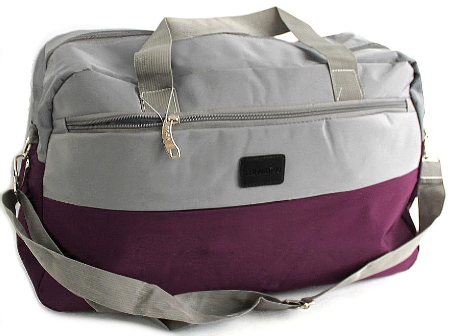 Вместительная дорожная сумка  (48 см) 581