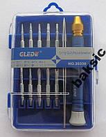 Качественный набор с пинцетом Clede-20330 12 в 1