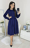 Женское стильное праздничное платье