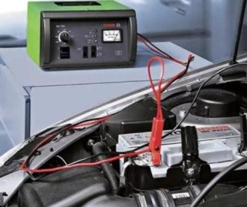 Принцип работы пуско-зарядного устройства DECA CLASS BOOSTER 5000 E