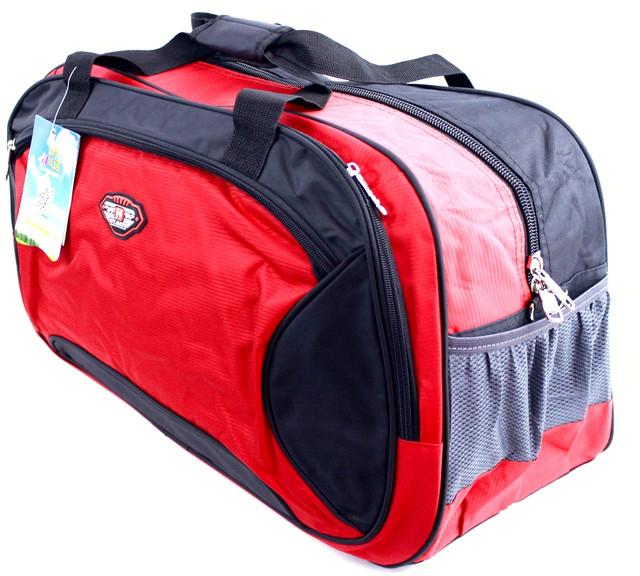 Качественная дорожная сумка Hujiatu (55см) 0822