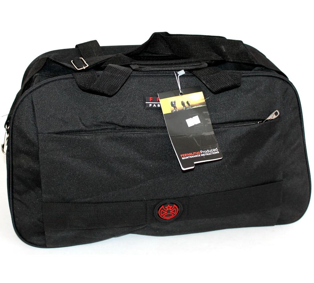 """Дорожная сумка """"Heat 1729"""" (52 см) черный"""