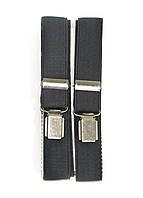 Подтяжки KWM 110х2,5см Серый