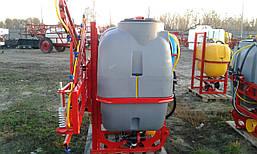 Обприскувач навісний 1000 л 14 м Польща бак Marseplast, фото 2