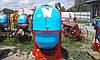 Обприскувач навісний 1000 л 14 м Польща бак Marseplast, фото 4