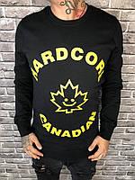 Батник худи свитшот DSQUARED кофта с капюшоном кенгурушка мужской брендовый копия реплика