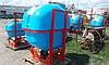 Обприскувач навісний 1000 л 16 м Польща бак Marseplast, фото 5