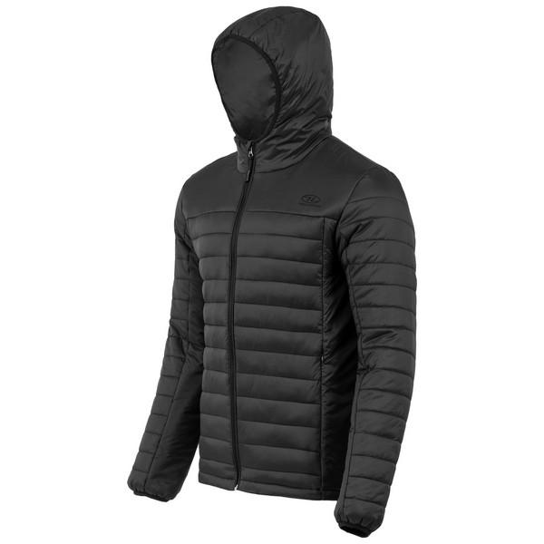 Куртка зимняя Highlander Barra Black XL