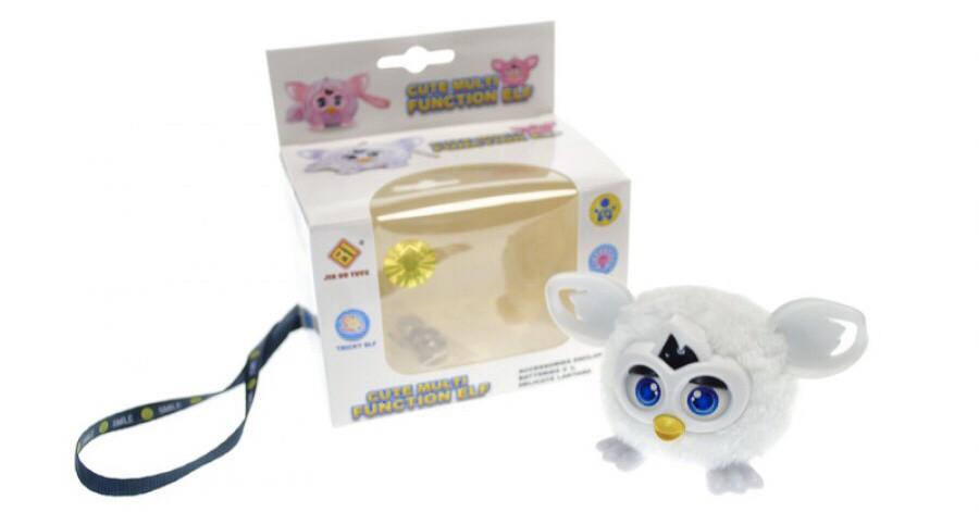 Интерактивная игрушка «Фёрби»