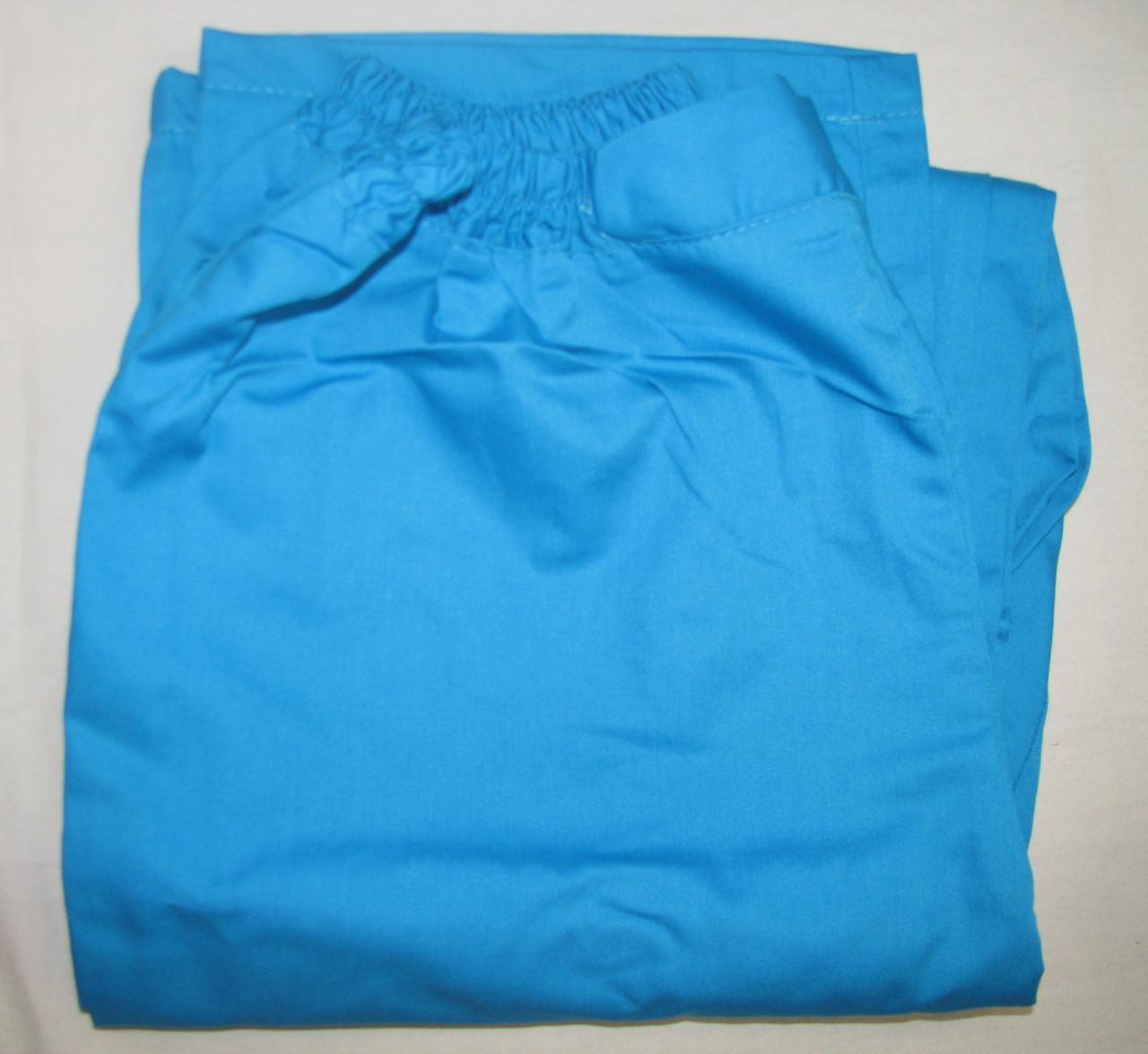 Женские медицинские брюки коттонт 710 ( 40-64 р-р )