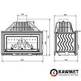 Камінна топка KAWMET W15 (18 kW), фото 7