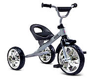 Детский велосипед Caretero York Grey, фото 1