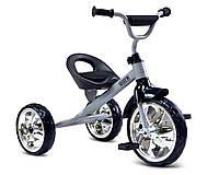 Дитячий велосипед Caretero York Grey, фото 1