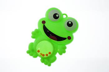 Погремушка Лягушка