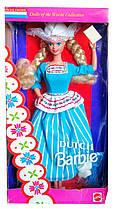 Коллекционная кукла Барби Голландия Куклы Мира Dutch Barbie Dolls of the World 1994 Mattel 11104