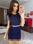 Женское платье с бахромой (в расцветках), фото 6