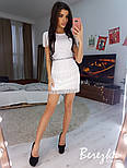 Женское платье с бахромой (в расцветках), фото 5