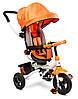 Детский трехколесный велосипед Caretero (Toyz) Wroom Orange
