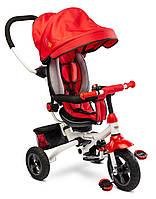 Детский трехколесный велосипед Caretero (Toyz) Wroom Red