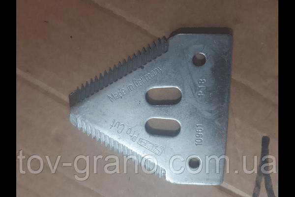 Cегмент H207929 ножа жатки John Deere Section