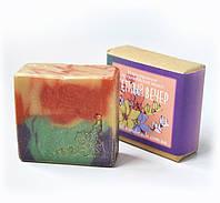 Подарок на Новый год ручная работа мыло натуральное ТЕПЛЫЙ ВЕЧЕР