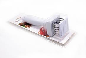 Размягчитель для мяса, тендерайзер, белый, фото 2