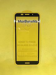 Стекло защитное на Huawei Y5 2018 Full Glue 3D 5D 9D полное покрытие полный клей