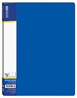Папка пластиковая А4, с 10 файлами Е30601, Economix