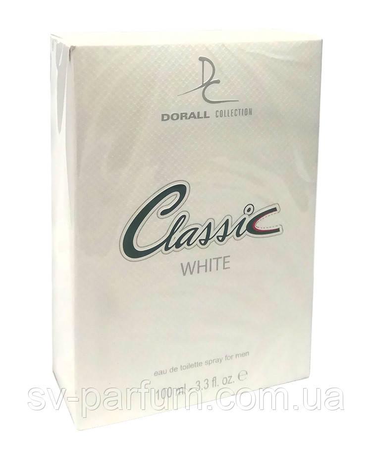 Туалетная вода мужская DC Classic White 100ml