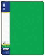 Папка пластиковая А4, с 20 файлами Е30602, Economix