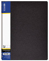 Папка пластиковая А4, с 40 файлами Е30604, Economix