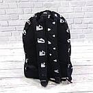 Яркий стильный рюкзак с принтом кроссовок Nike Для путешествий тренировок учебы TOPvse, фото 4