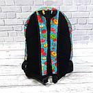 Хит! Стильный рюкзак с принтом Пончики Для путешествий тренировок учебы Vsem, фото 3