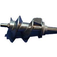 Шнек для мясорубок Moulinex SS-989843 / XF911101 с уплотнительным кольцом