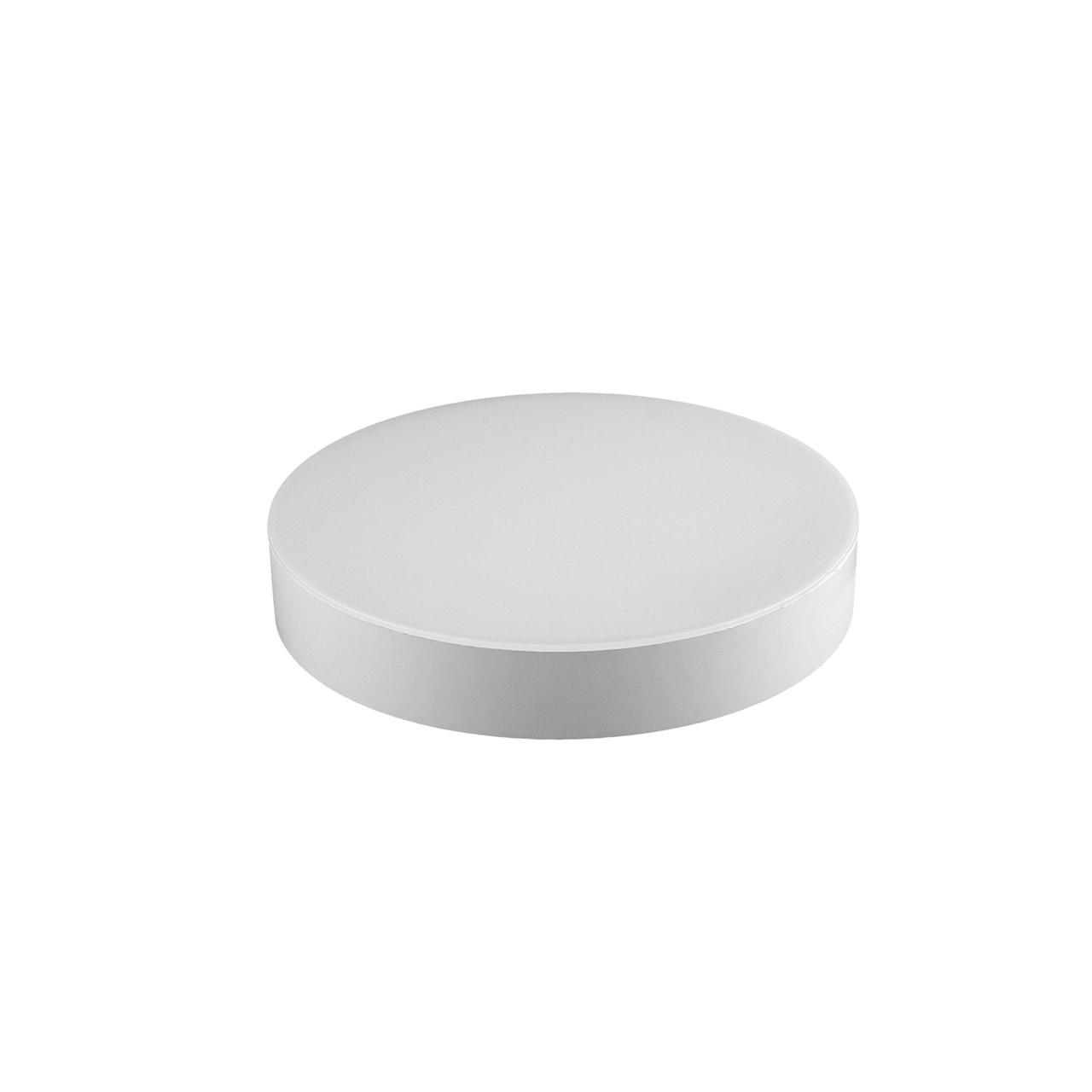 Led світильник накладної таблетка коло білий PC0024-32HSF RD 24W 6000К