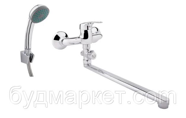 Смеситель Lidz LOP6-C48 (CRM) ванна длинная (k35) 163700502
