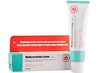 Крем Madecassoside Cream, A'pieu, увлажняющий лечащий с мадекассосидом, 50 мл